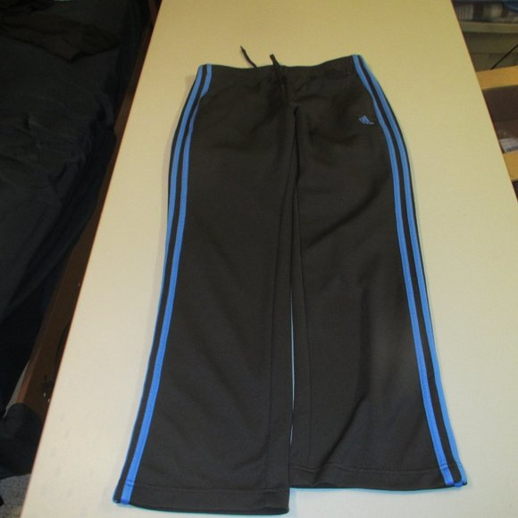 Black Adidas Sweat Pants Size Medium